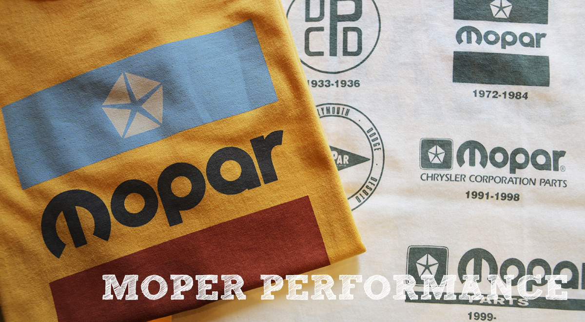MOPER PERFORMANCE